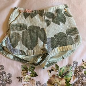 Ted Baker Distinguishing Rose Shorts